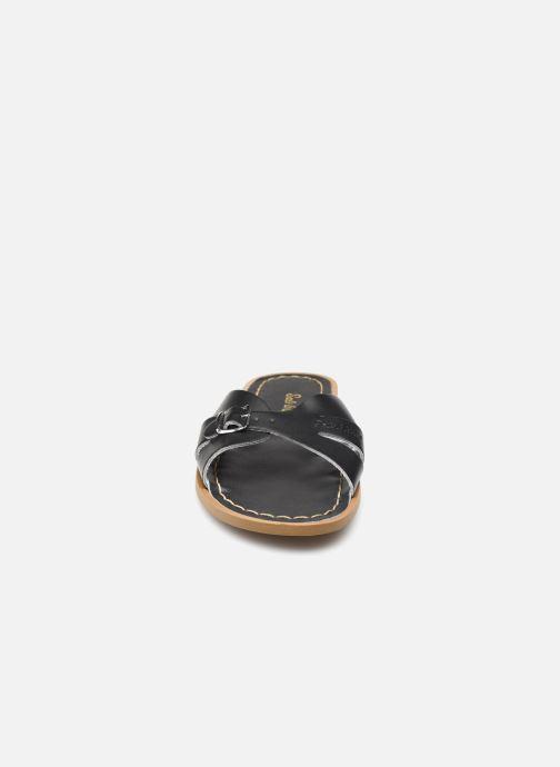 Clogs & Pantoletten Salt-Water SW C SLIDES schwarz schuhe getragen