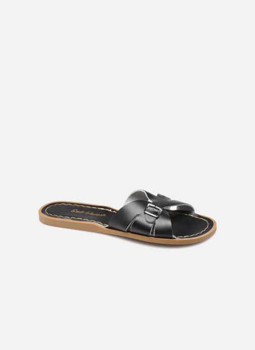 Clogs & Pantoletten Salt-Water SW C SLIDES schwarz detaillierte ansicht/modell