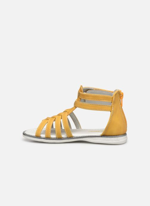 Sandalen I Love Shoes SUTORY gelb ansicht von vorne