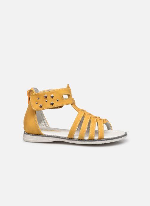 Sandalen I Love Shoes SUTORY gelb ansicht von hinten