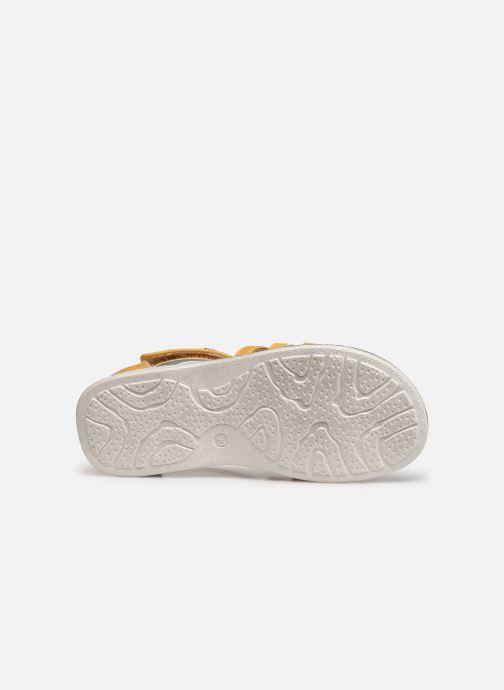 Sandalen I Love Shoes SUTORY gelb ansicht von oben