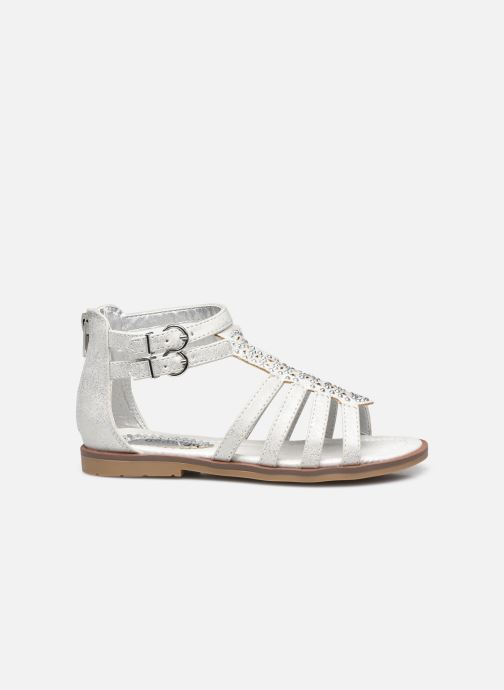 Sandalen I Love Shoes STOSS weiß ansicht von hinten