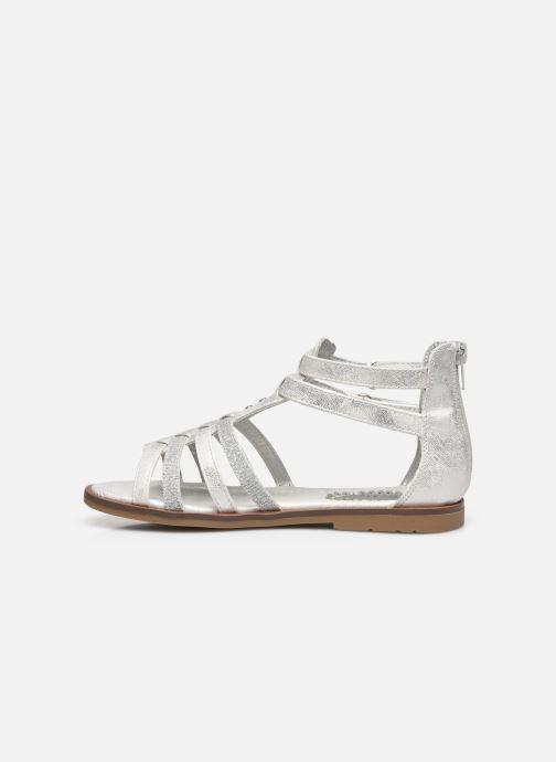Sandali e scarpe aperte I Love Shoes STELLO Bianco immagine frontale
