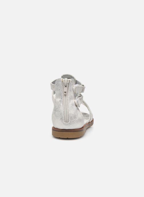 Sandali e scarpe aperte I Love Shoes STELLO Bianco immagine destra