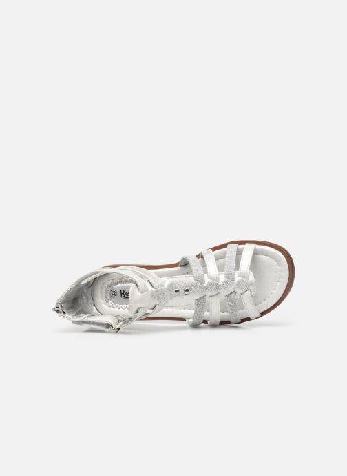 Sandali e scarpe aperte I Love Shoes STELLO Bianco immagine sinistra