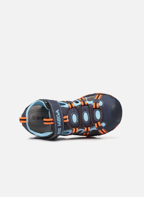 Sandali e scarpe aperte I Love Shoes SUFAM Azzurro immagine sinistra