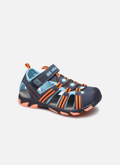 Sandales et nu-pieds I Love Shoes SUFAM Bleu vue détail/paire