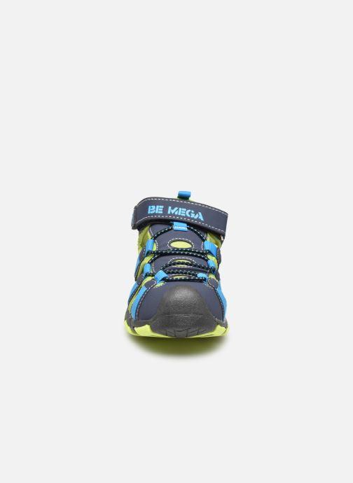 Sandalen I Love Shoes SUFAM blau schuhe getragen