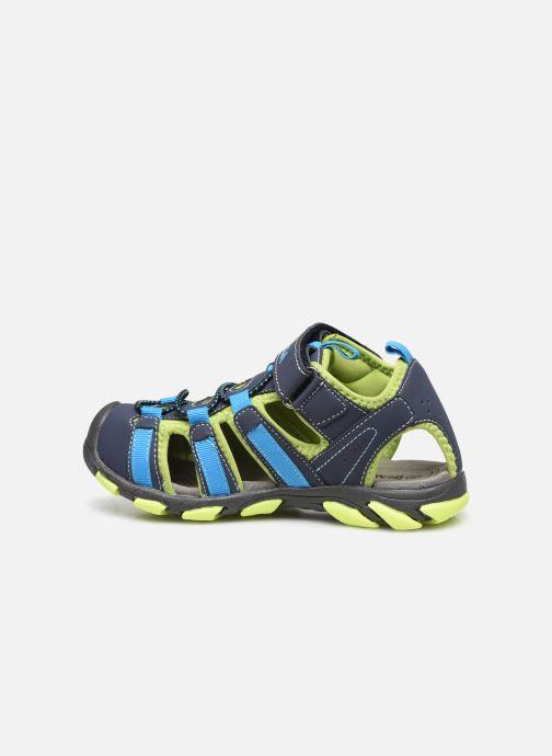 Sandalen I Love Shoes SUFAM blau ansicht von vorne