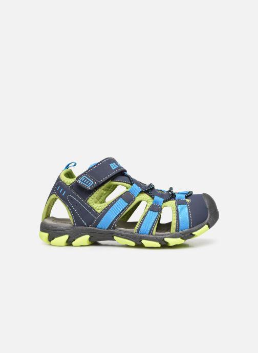 Sandalen I Love Shoes SUFAM blau ansicht von hinten