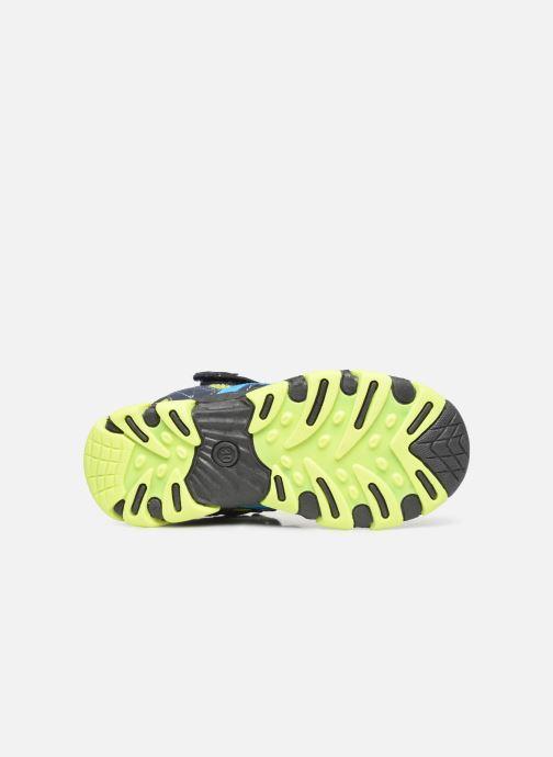 Sandalen I Love Shoes SUFAM blau ansicht von oben