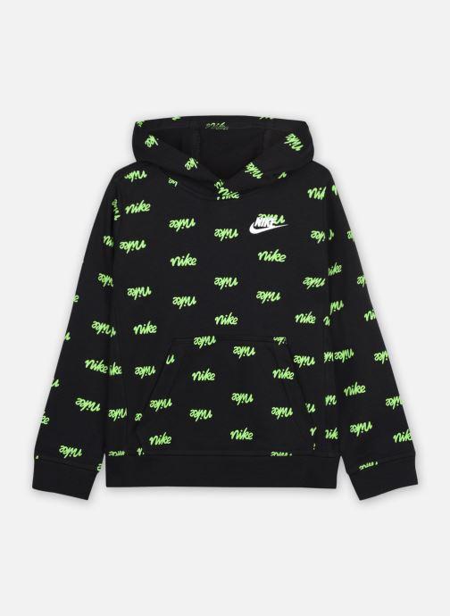 Sweatshirt hoodie - B Nsw Script Aop Po