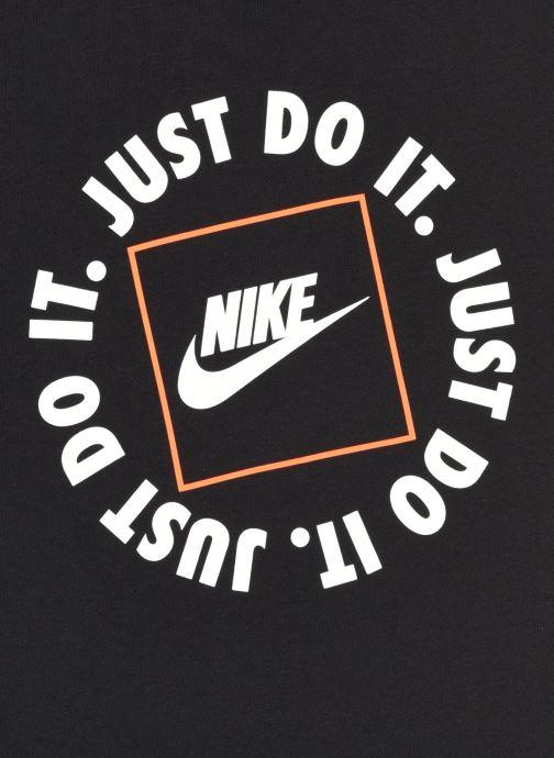 Vêtements Nike B Nsw Tee Jdi Box Noir vue face