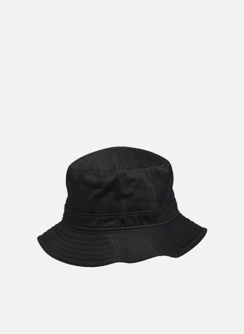 Cappello Nike Y Nk Bucket Core Nero modello indossato