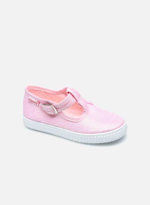 Sneakers Cienta SANDALIA Roze detail