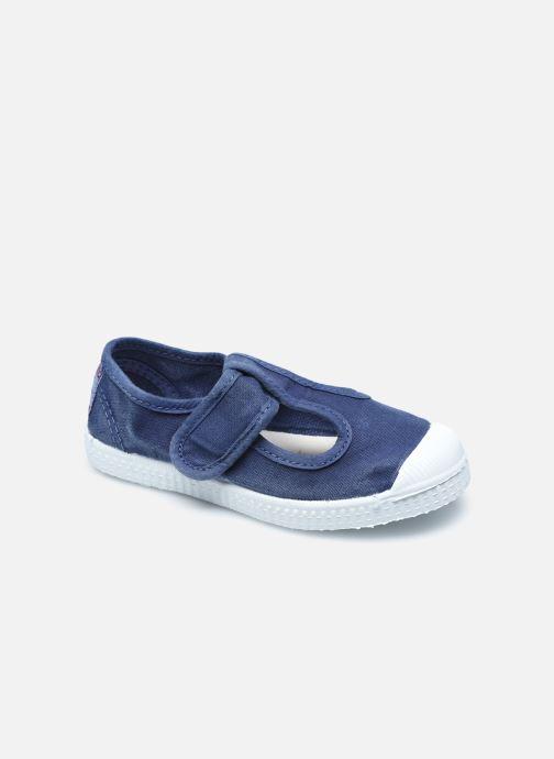 Sneakers Cienta SANDALIA SCRATCH Blauw detail