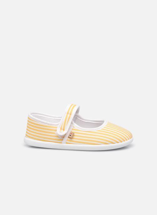 Pantofole Ti'Bossi Suze BR 9039 Giallo immagine posteriore