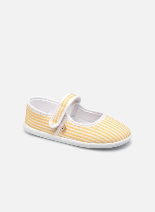 Pantofole Ti'Bossi Suze BR 9039 Giallo vedi dettaglio/paio