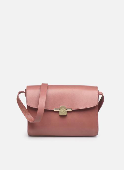 Handtaschen Herbert Frère Soeur Line Medium rosa detaillierte ansicht/modell