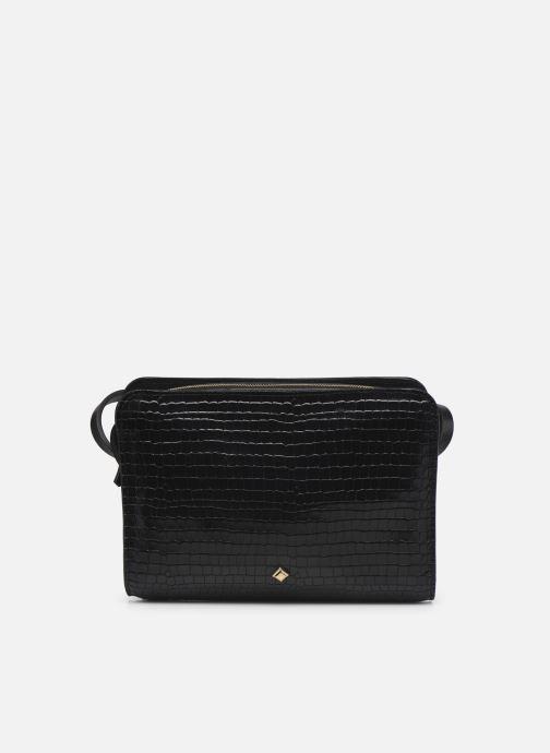 Handtaschen Herbert Frère Soeur Mini Béa Mushu schwarz detaillierte ansicht/modell