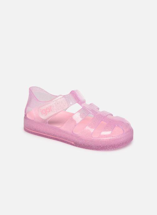 Sandalen Igor Star Glitter rosa detaillierte ansicht/modell