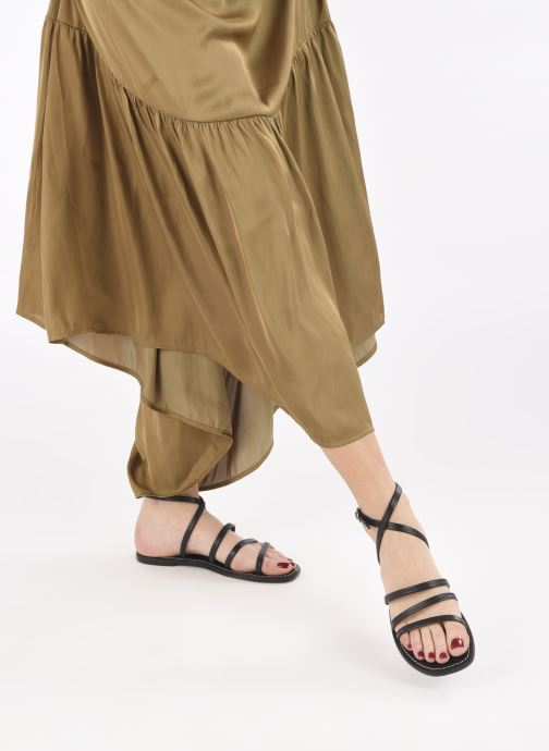Sandalen Kickers KICKNICE Zwart onder