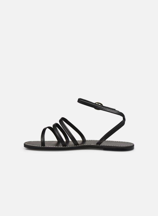 Sandalen Kickers KICKNICE Zwart voorkant