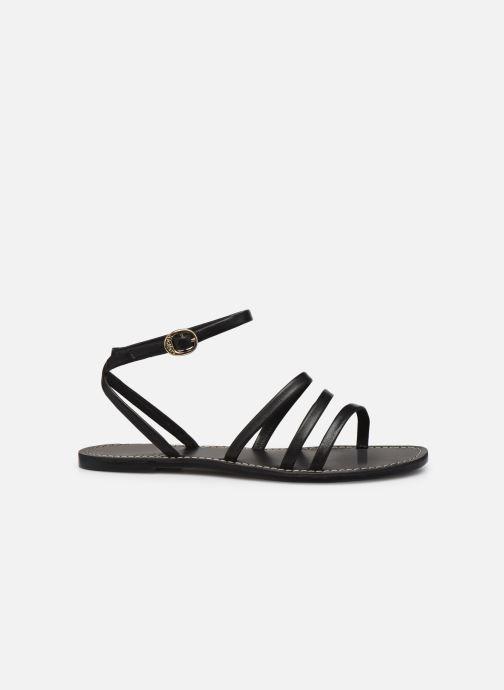 Sandalen Kickers KICKNICE Zwart achterkant