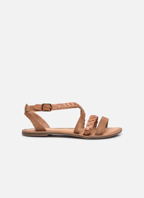 Sandali e scarpe aperte Kickers DIAPPO Marrone immagine posteriore