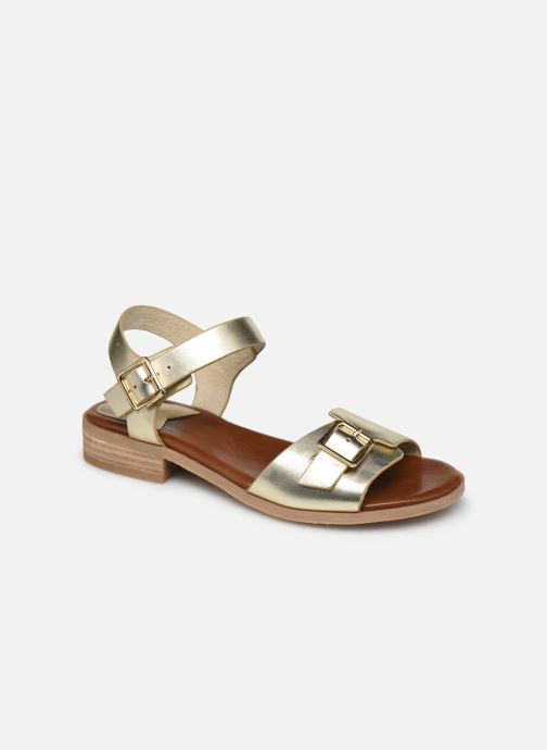 Sandalen Kickers BUCIDI gold/bronze detaillierte ansicht/modell