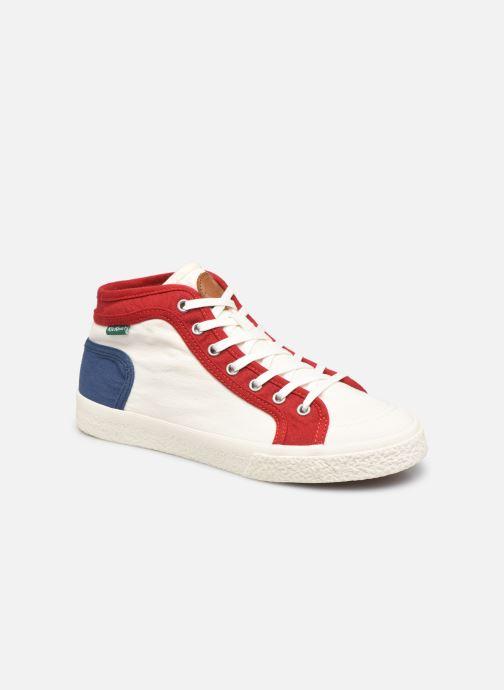 Sneaker Kickers ARVEILER F weiß detaillierte ansicht/modell