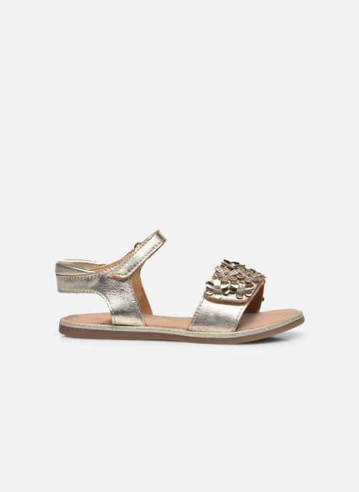 Sandalen Mod8 Parlotte gold/bronze ansicht von hinten