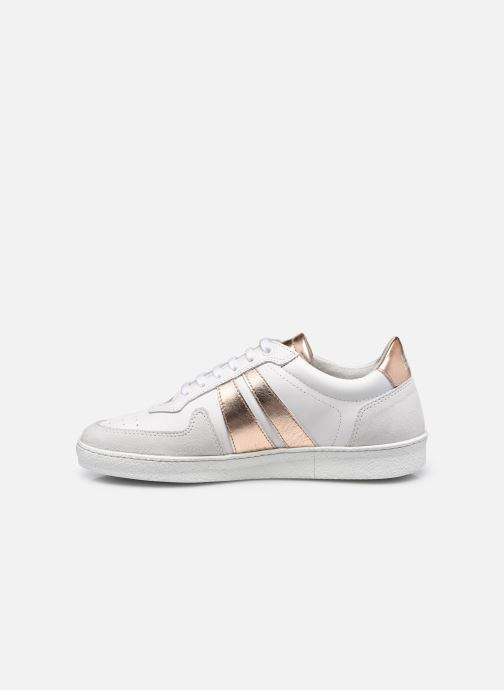 Sneakers National Standard W06-21S Bianco immagine frontale