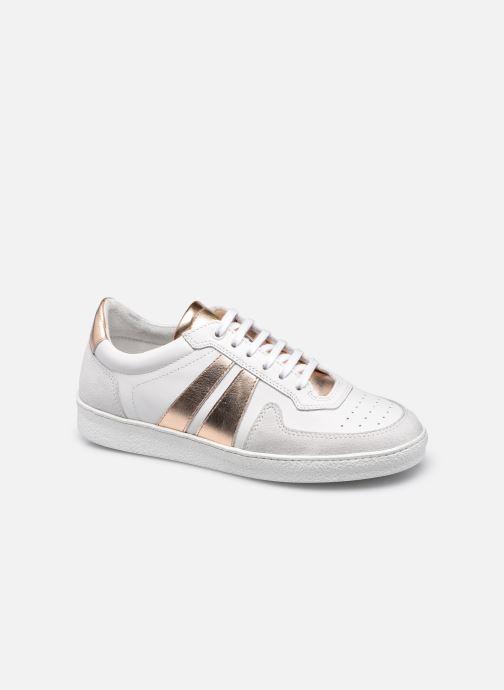 Sneaker National Standard W06-21S weiß detaillierte ansicht/modell
