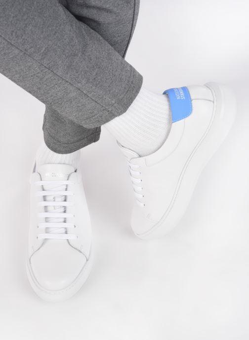 Sneaker National Standard M03-21S weiß ansicht von unten / tasche getragen
