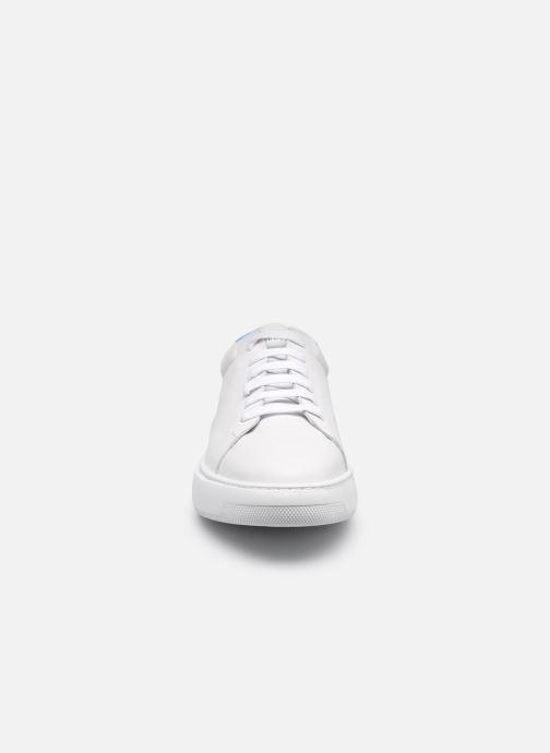 Sneaker National Standard M03-21S weiß schuhe getragen