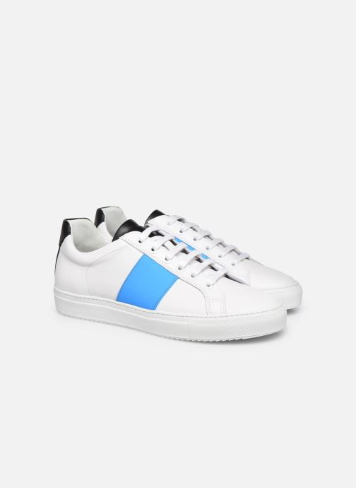 Sneakers National Standard M04-21S Wit 3/4'