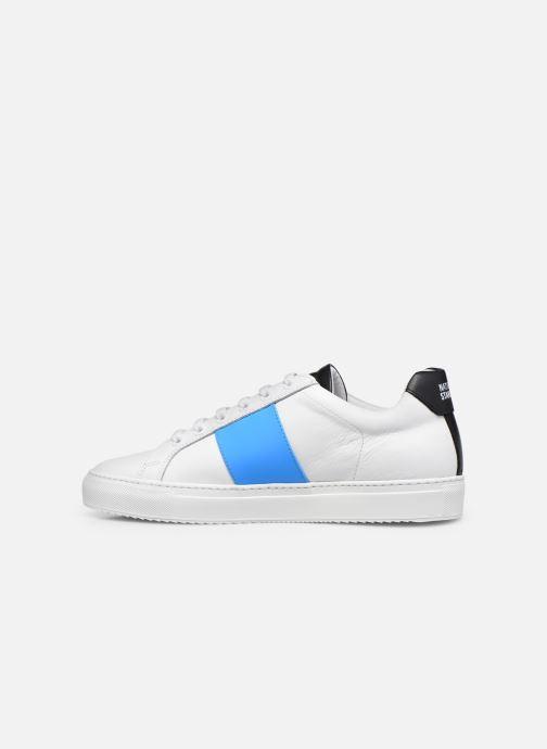 Sneakers National Standard M04-21S Wit voorkant