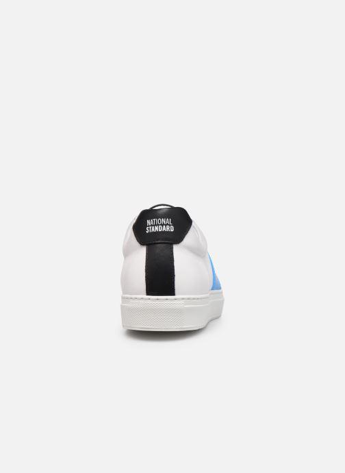 Sneakers National Standard M04-21S Wit rechts