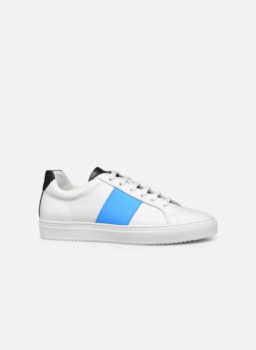 Sneakers National Standard M04-21S Wit achterkant