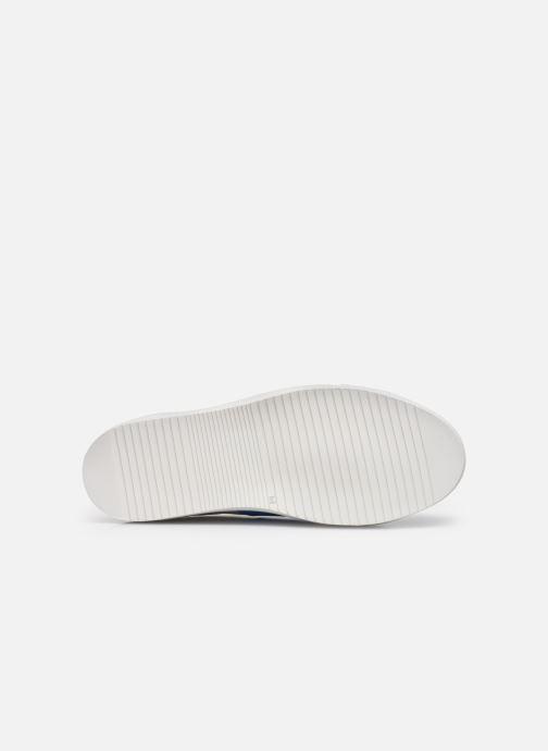 Baskets National Standard M04-21S Blanc vue haut