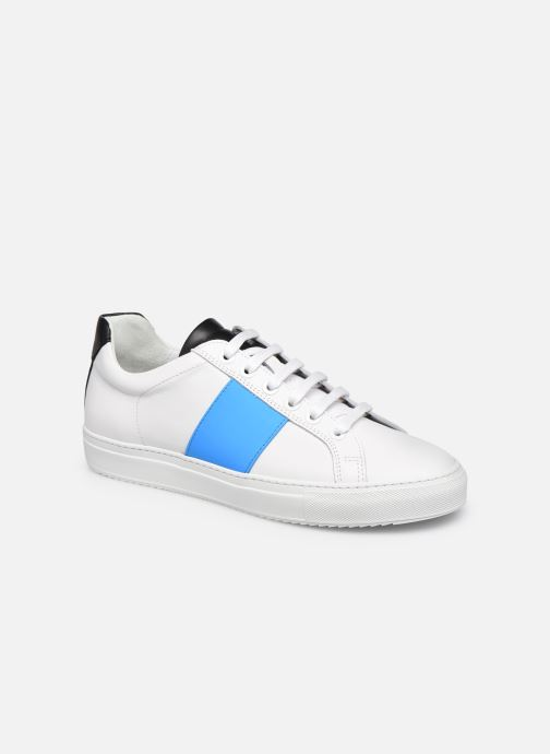 Sneaker National Standard M04-21S weiß detaillierte ansicht/modell