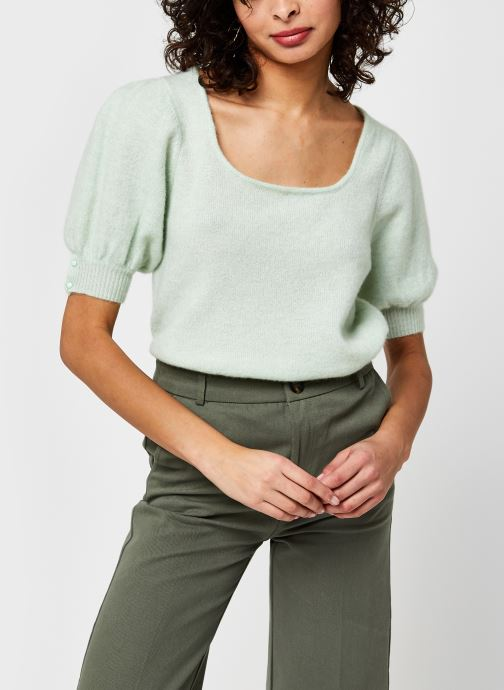 Vêtements Grace & Mila Calin Vert vue détail/paire
