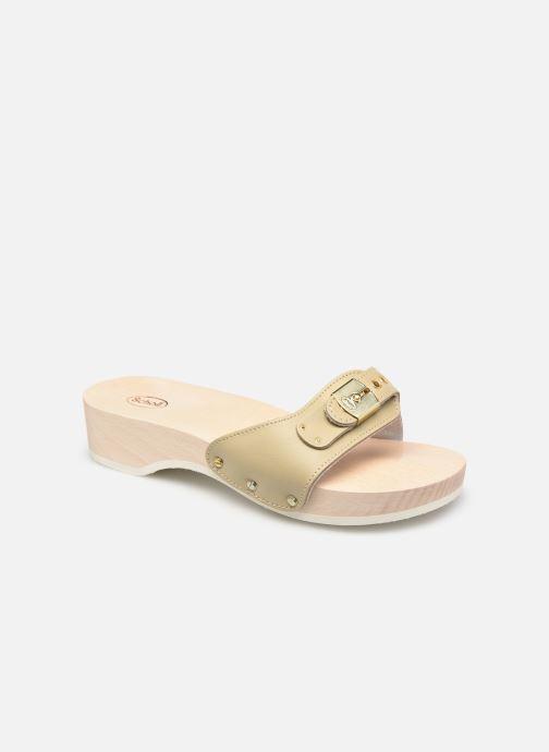 Zuecos Mujer Pescura Heel Original