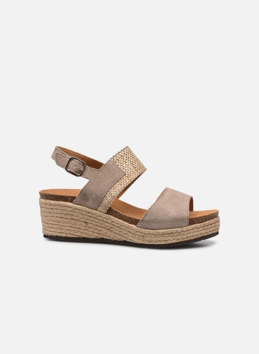Sandali e scarpe aperte Scholl Elena Beige immagine posteriore