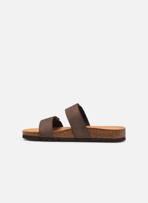 Sandali e scarpe aperte Scholl Tymeg Marrone immagine frontale