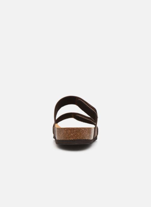 Sandali e scarpe aperte Scholl Tymeg Marrone immagine destra