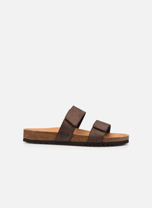 Sandali e scarpe aperte Scholl Tymeg Marrone immagine posteriore