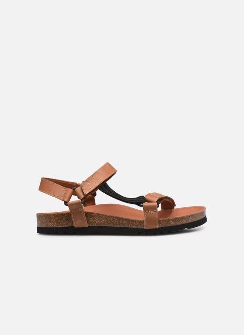Sandali e scarpe aperte Scholl Heaven Marrone immagine posteriore