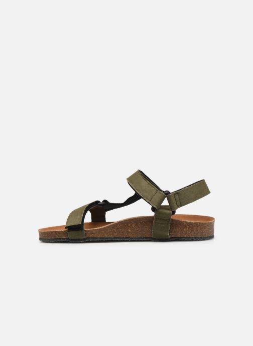 Sandali e scarpe aperte Scholl Greeny Heaven Verde immagine frontale